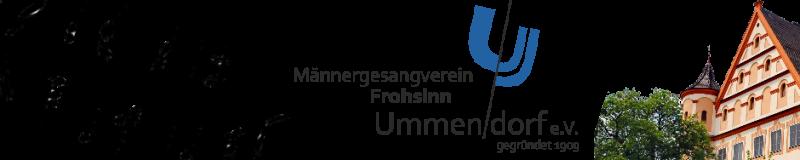 "MGV ""Frohsinn"" Ummendorf e.V."